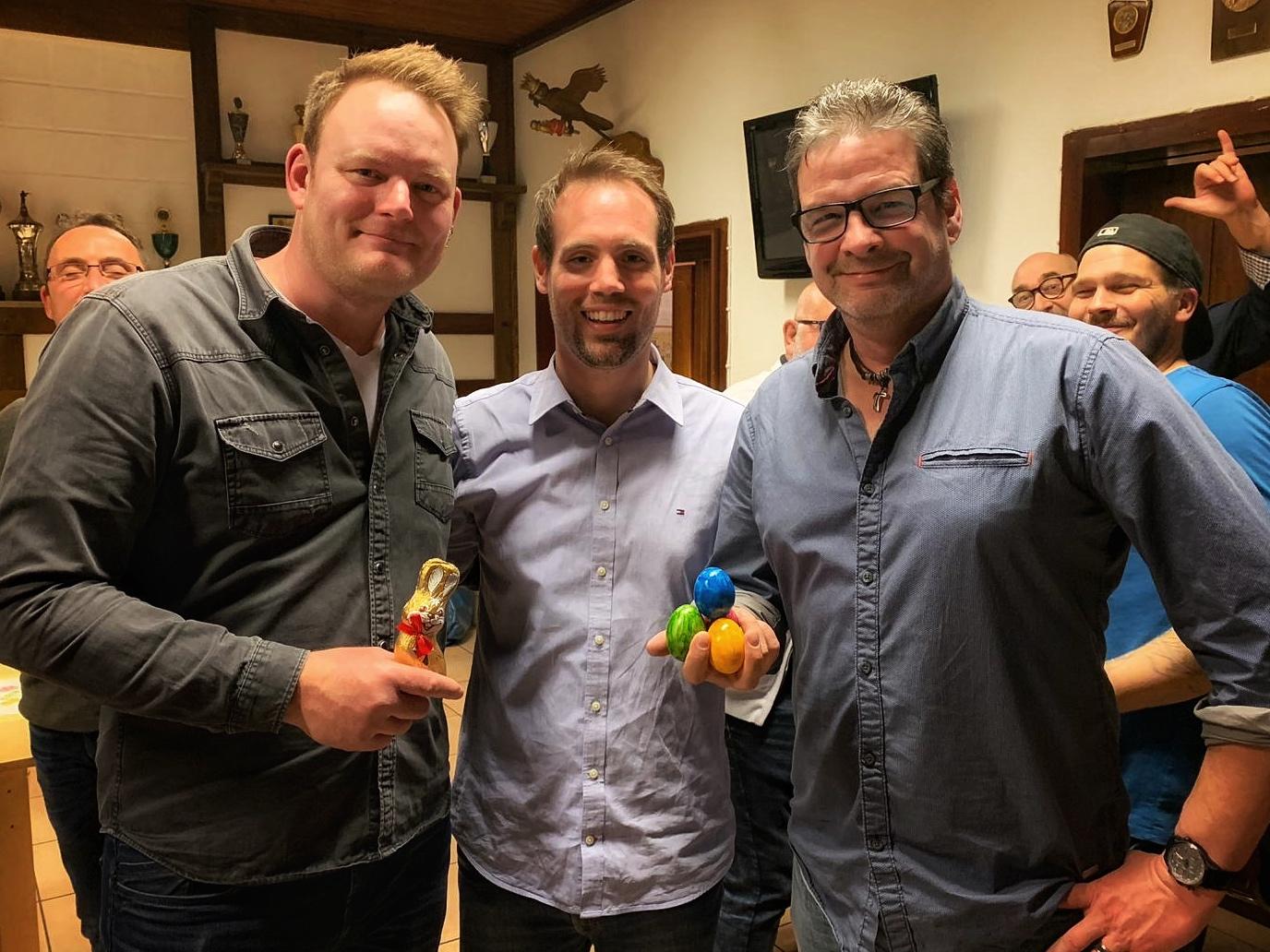 Pokal- Und Ostereierschießen 2019