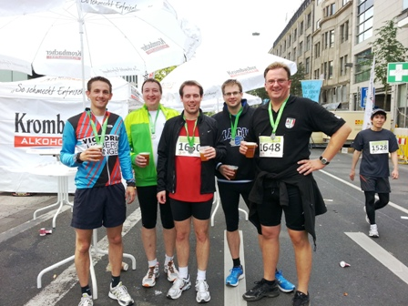 Super Ergebnis Beim KÖ-Lauf Am 2. September 2012!!!