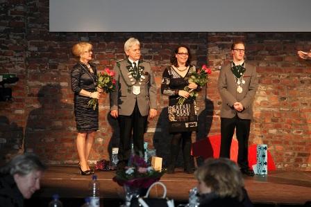 Inthronisierung Der Neuen Majestäten Der Reserve-Kompanie Am Samstag, Dem 12. Mai 2012 In Der Cones Event-Scheune!!!