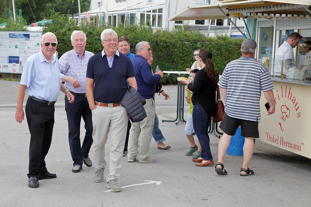 Seniorenfahrt 2018 Baldeneysee
