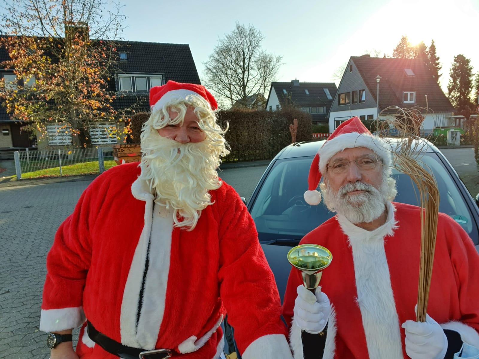Große Nikolaus-Überraschung Für 26 Kinder Bei Der Reserve-Kompanie